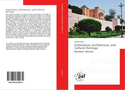 Colonialism, Architecture, and Cultural Heritage