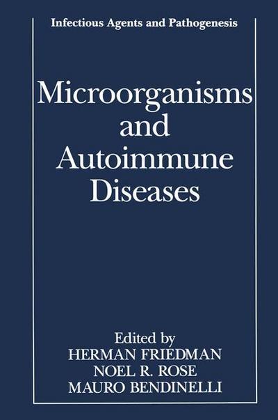 Microorganisms and Autoimmune Diseases