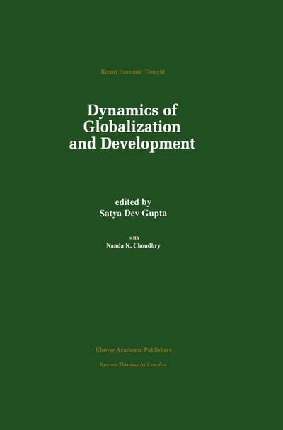Dynamics of Globalization and Development