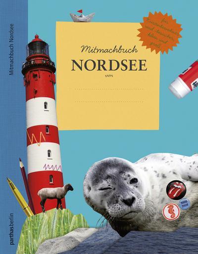 Mitmachbuch Nordsee