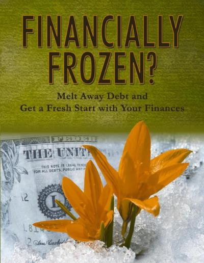 Financially Frozen: Melt Away Debt and Get a Fresh Start with Your Finances
