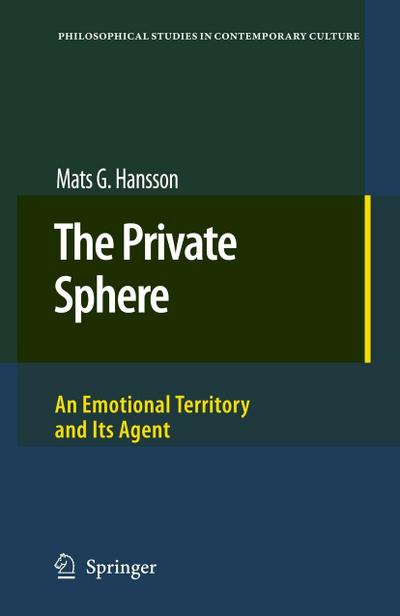 The Private Sphere