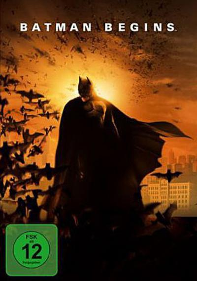 Batman Begins, 1 DVD