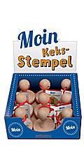 Moin Keks-Stempel; Verkausfeinheit 9 Stück; D ...