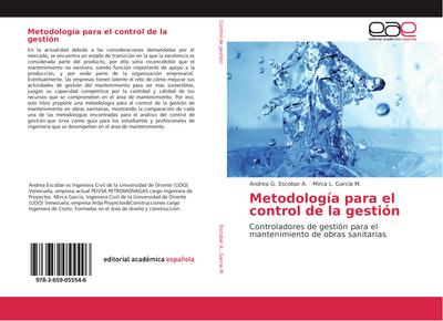 Metodología para el control de la gestión