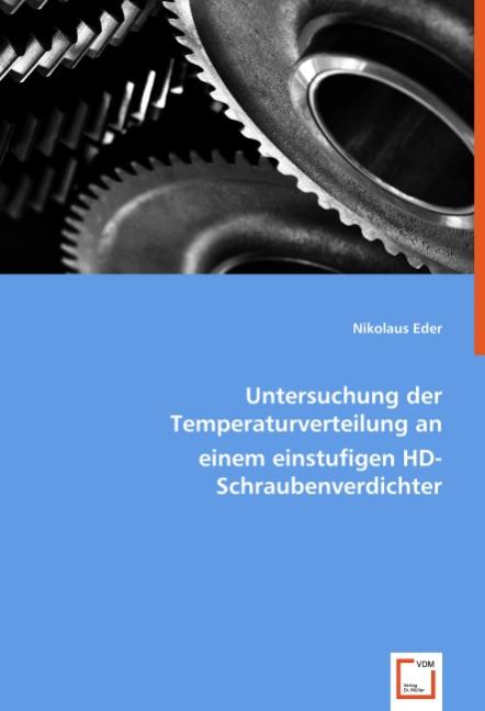 Nikolaus Eder / Untersuchung der Temperaturverteilung an ein ... 9783639011623