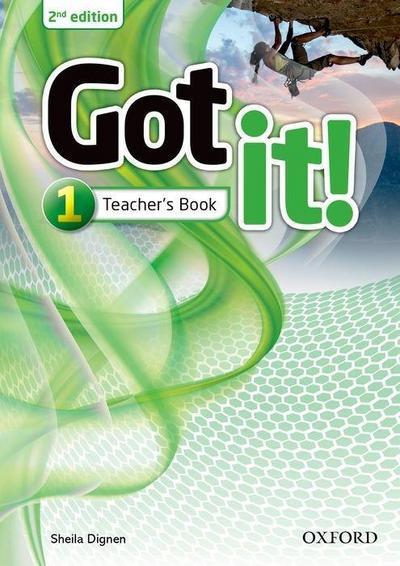 Got It! 1: Teacher's Book Pack