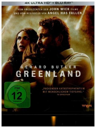 Greenland UHD BD