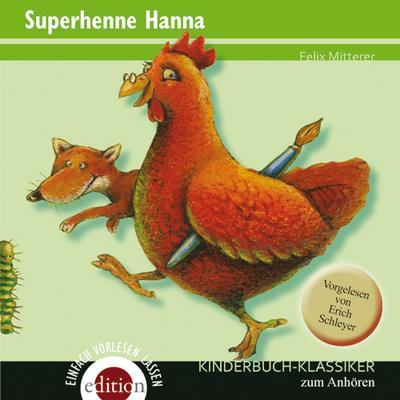 Superhenne Hanna, 3 Audio-CDs