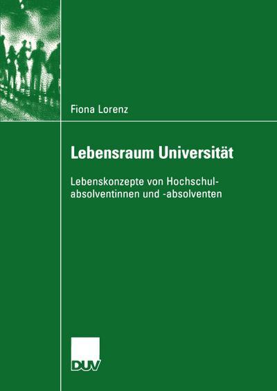 Lebensraum Universität