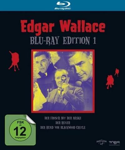 Edgar Wallace Edition Bluray Box