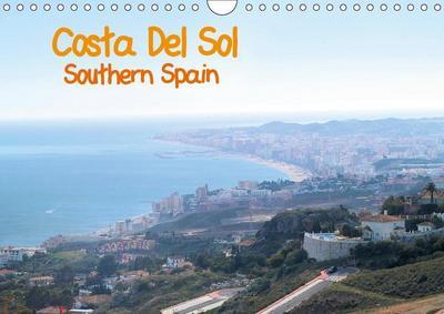 Costa Del Sol Southern Spain (Wall Calendar 2019 DIN A4 Landscape)