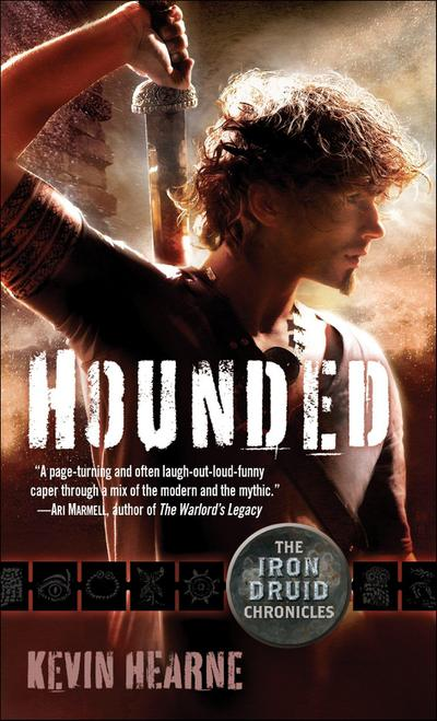 The Iron Druid Chronicles 1. Hounded