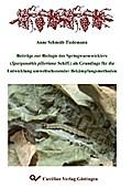 Beiträge zur Biologie des Springwurmwicklers (Sparganothis pilleriana Schiff.) als Grundlage für die Entwicklung umweltschonender Bekämpfungsmethoden