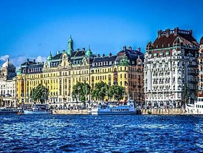 Stockholm - 2.000 Teile (Puzzle)