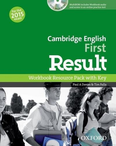FCE Result. Upper-Intermediate: B2. Workbook with Key und Multi-CD-ROM