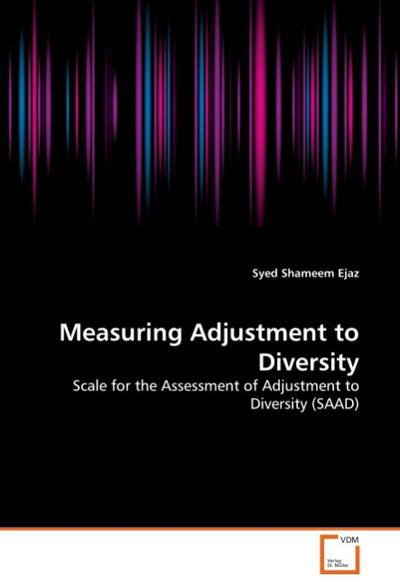 Measuring Adjustment to Diversity