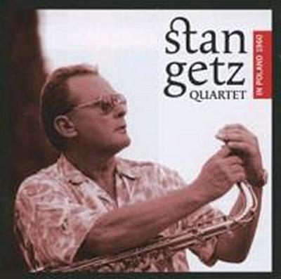Stan Getz Quartet In Poland 19