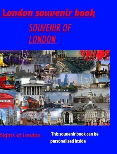 London Souvenir Book