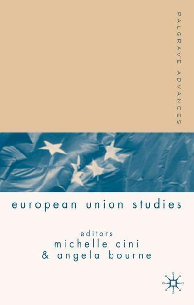 Palgrave Advances in European Union Studies