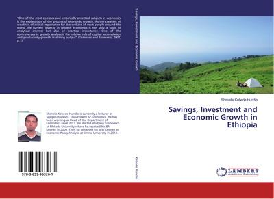 Savings, Investment and Economic Growth in Ethiopia