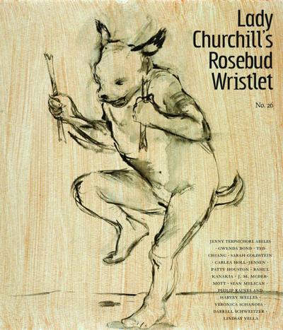 Lady Churchill's Rosebud Wristlet No. 26