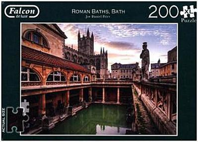 Roman baths (Kinderpuzzle)