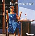 Jack Vettriano 2019 Mini-Broschürenkalender