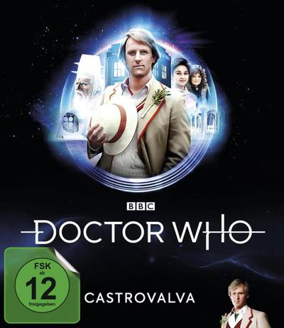 Doctor Who - Fünfter Doktor - Castrovalva