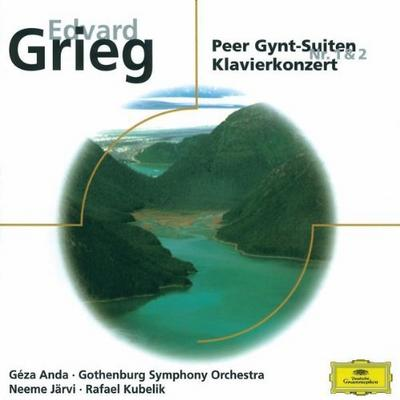 Peer Gynt-Suiten Nr. 1, 2. Klassik-CD