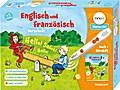 Ting-Starterset Englisch und Französisch Vorschule. Buch und Hörstift