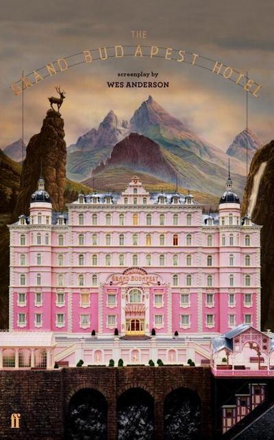 The Grand Budapest Hotel, Film Tie-In