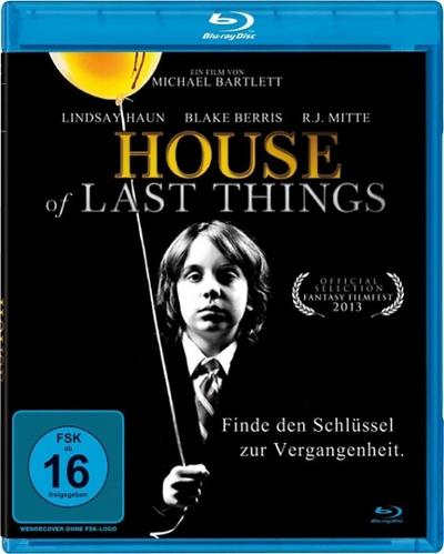 House Of Last Things (Blu-Ray)