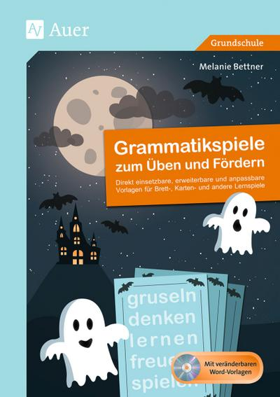 Grammatikspiele zum Üben und Fördern