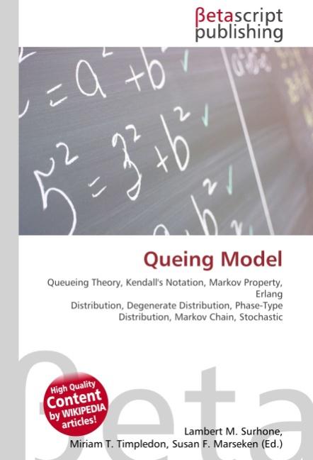 Queing Model Lambert M. Surhone