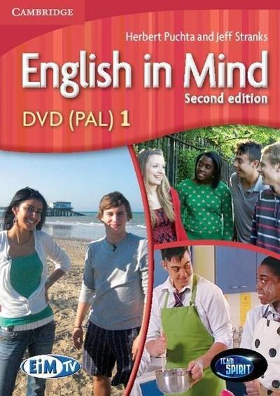 English in Mind 1 DVD (PAL)
