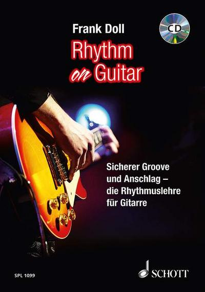 Rhythm On Guitar, m. mp3-CD