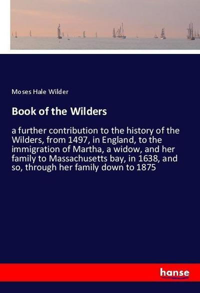 Book of the Wilders