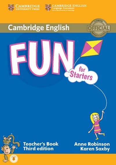 Fun for Starters. Teacher's Book