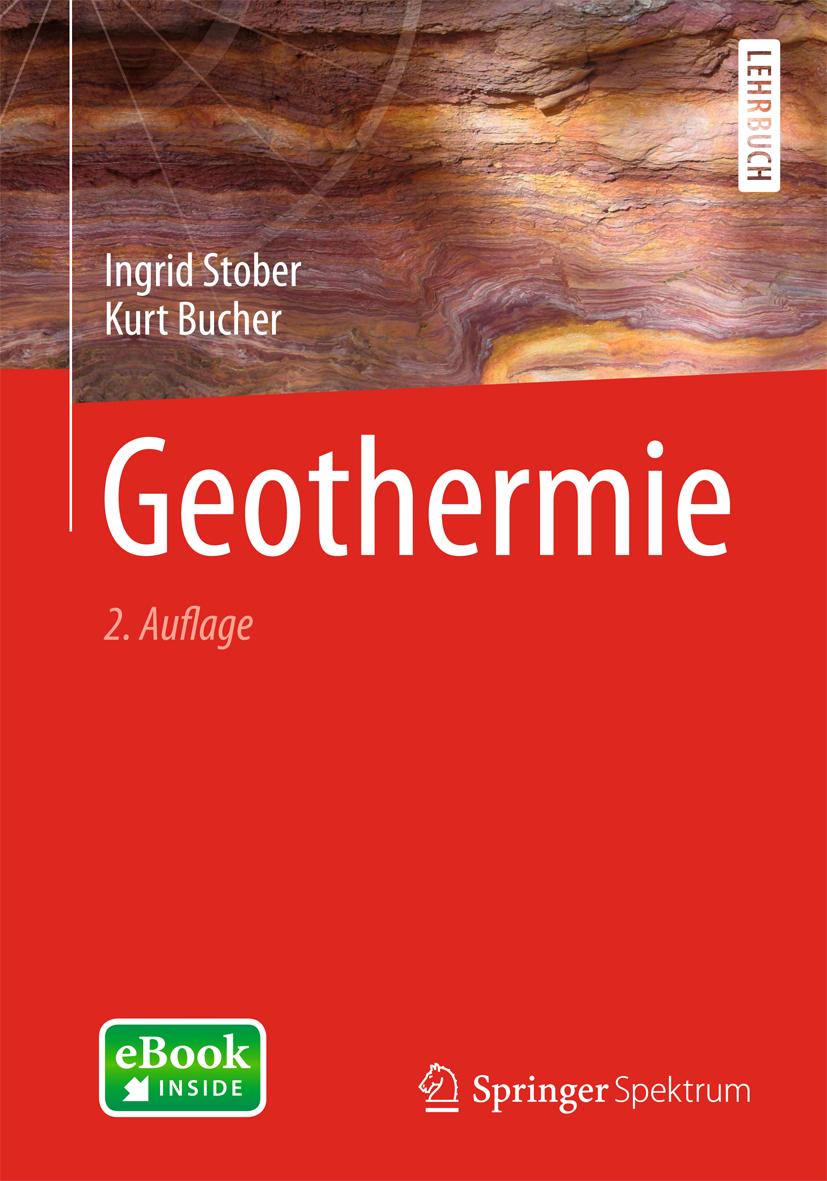 Geothermie Ingrid Stober 9783642417627
