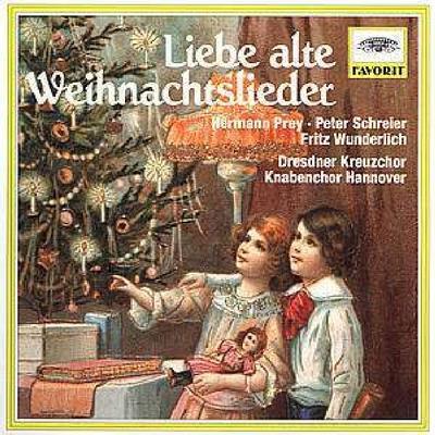 Liebe alte Weihnachtslieder