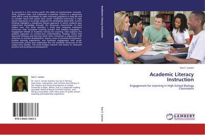 Academic Literacy Instruction