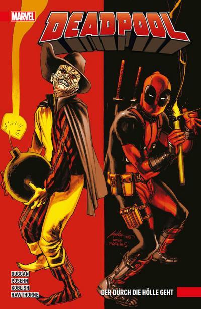 Deadpool (2. Serie) - Der durch die Hölle geht