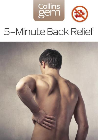 5-Minute Back Relief (Collins Gem)