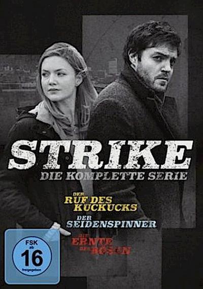 Strike: Die komplette Serie