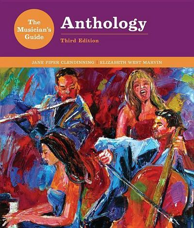 The Musician's Guide to Theory and Analysis Anthology