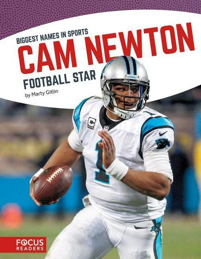 CAM Newton: Football Star
