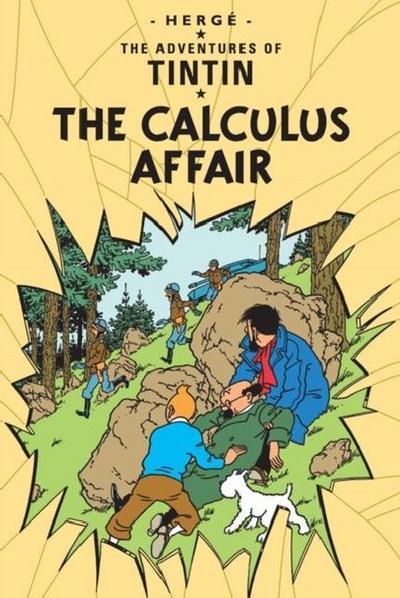 The Adventures of Tintin - The Calculus Affair. Der Fall Bienlein, Englische Ausgabe