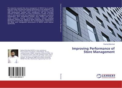 Improving Performance of Store Management