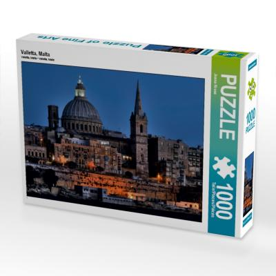 Valletta, Malta (Puzzle)